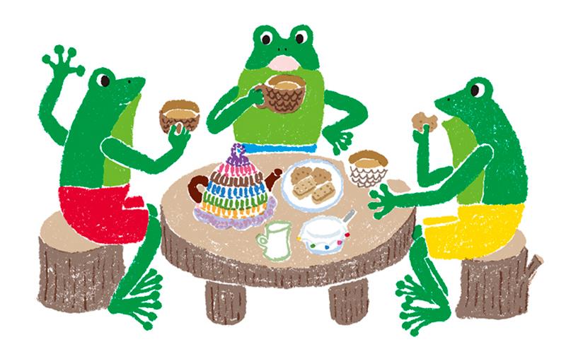 Tea Party--マット和子